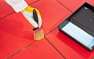 Conseils et devis en peinture for Peindre du carrelage au sol