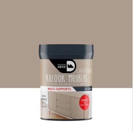 Repeindre un meuble les techniques de peinture sur meuble - Peinture leroy merlin pour meuble ...