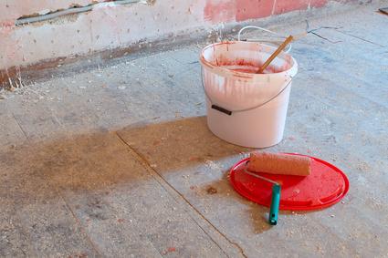 Peinture b ton tout sur la peinture pour sol b ton for Peindre un carrelage sol interieur