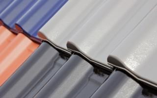 Différentes couleurs pour peindre votre toiture
