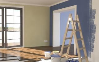 Réalisation peinture d'intérieur