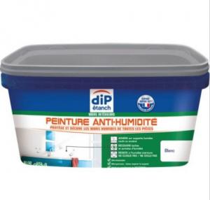 Peinture anti humidité blanc