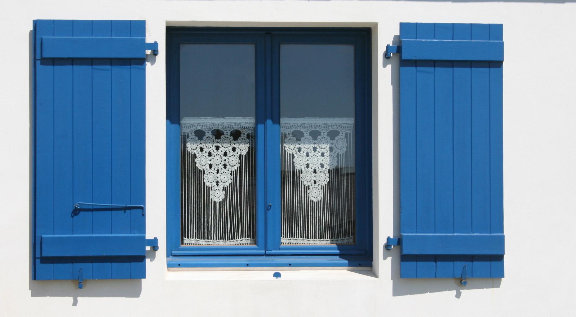 Peindre des volets toutes les explications et conseils - Peindre des portes ...