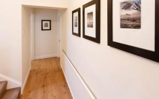 Peindre couloir maison