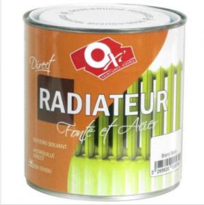 Peinture pour radiateur blanc