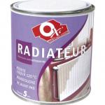 Peinture pour radiateur gris