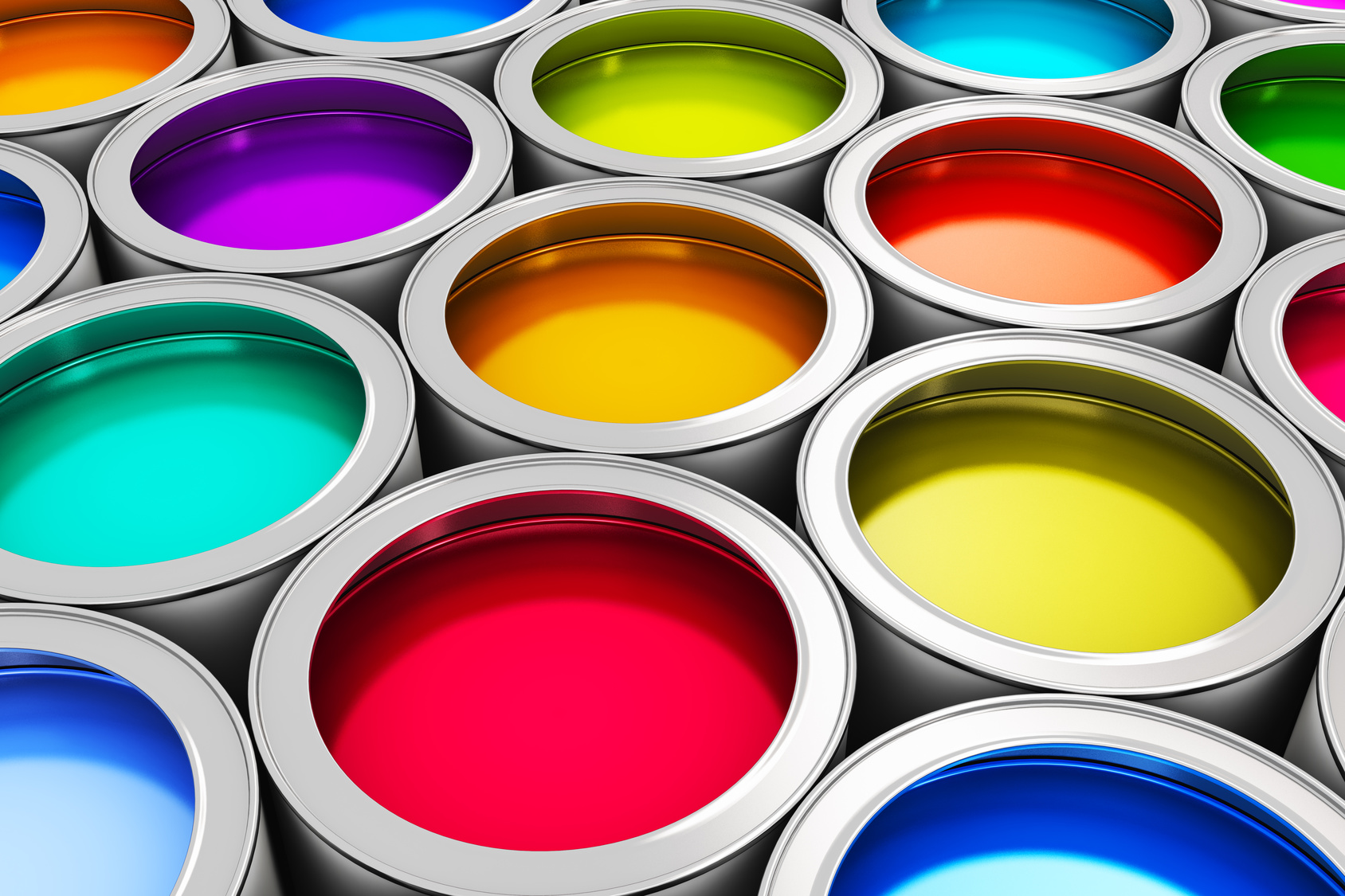 Peinture vinylique la choisir son application et son prix - Pot de peinture prix ...