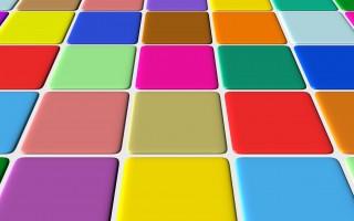 Conseils et devis en peinture for Carrelage mural multicolore