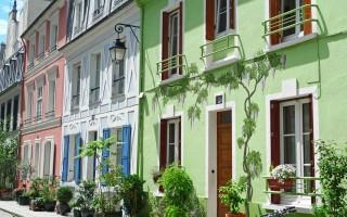 Peindre sa façade.