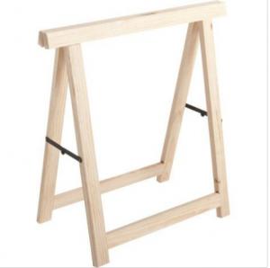 tréteau en bois