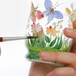 peindre verre