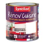 peinture cuisine syntilor blanc