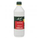bouteille d'acétone