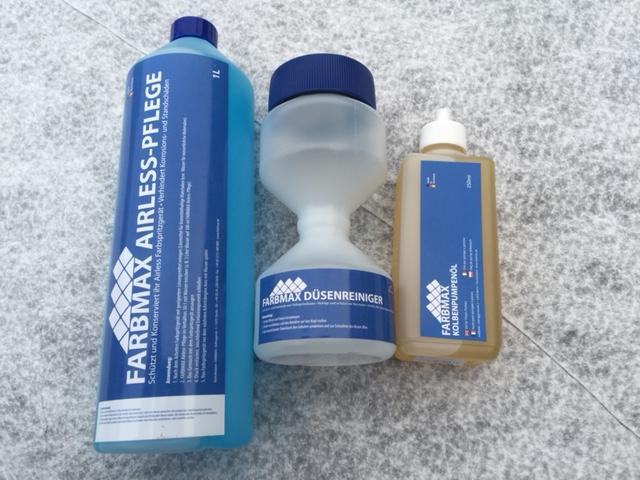 Kit de maintenance pompe de peinture