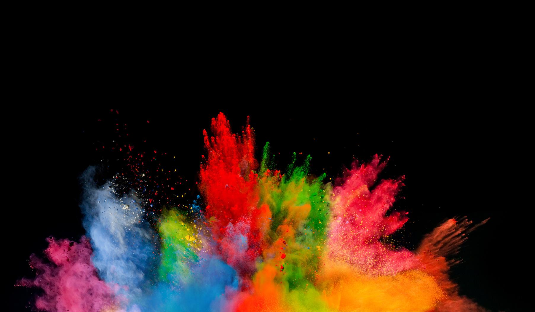 Comment Faire Du Gris Argenté En Peinture le mélange des couleurs en peinture
