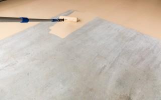 Conseils et devis en peinture - Peinture pour le sol d un garage ...