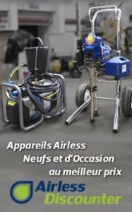 Airless discounter le spécialiste de la pompe airless