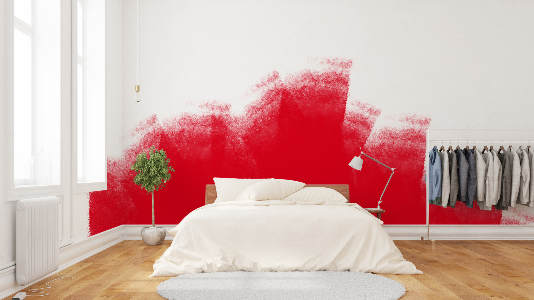 Peinture d une chambre d adulte nos id es d co for Idees decoration chambre adulte