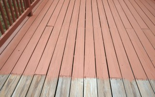 Conseils et devis en peinture for Decorateur exterieur terrasse
