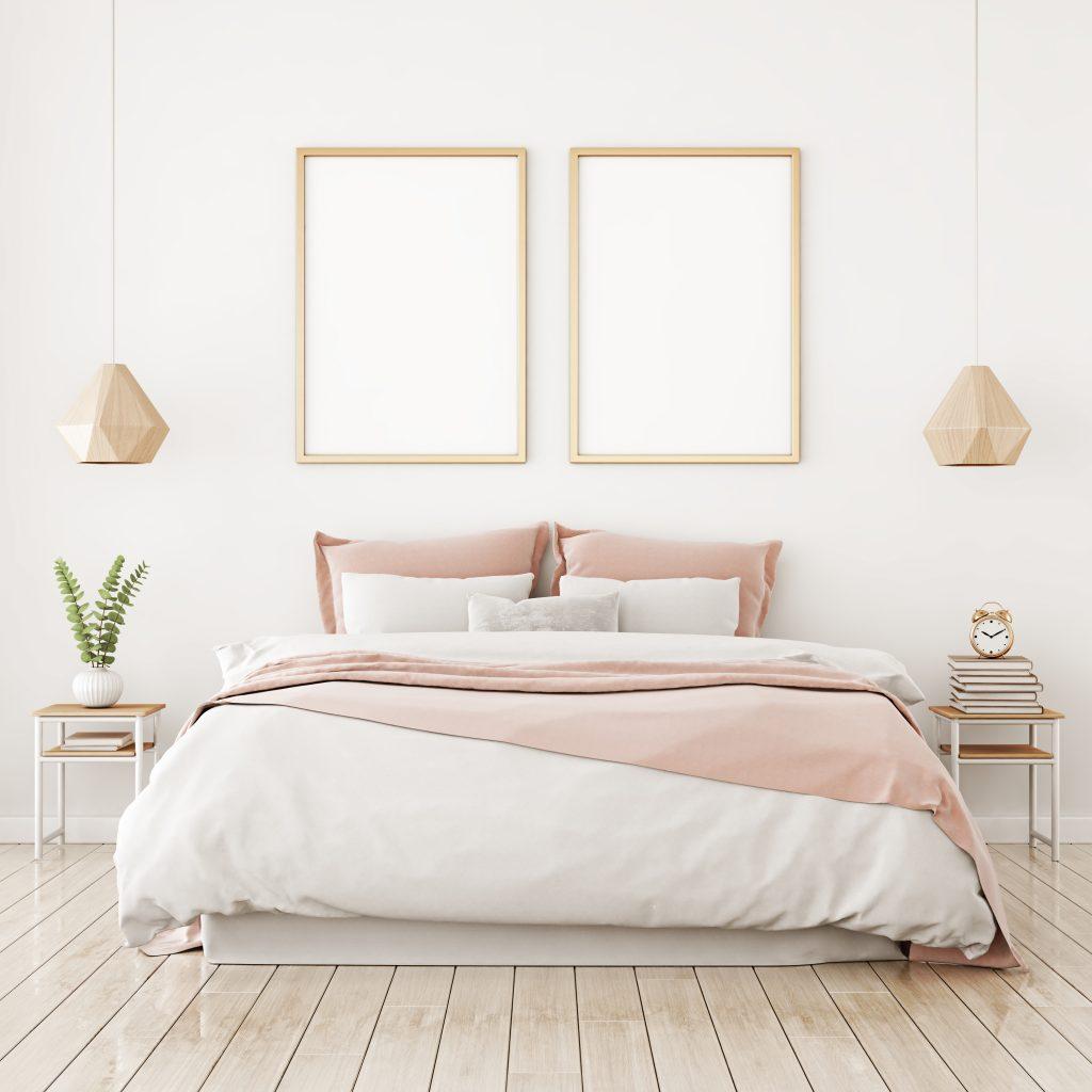 Créer une chambre d\'ami parfaite : les bonnes couleurs