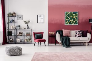 peinture rouge basque