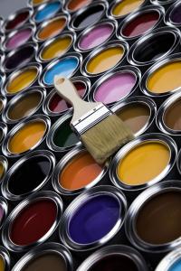 Choisir une couleur de peinture