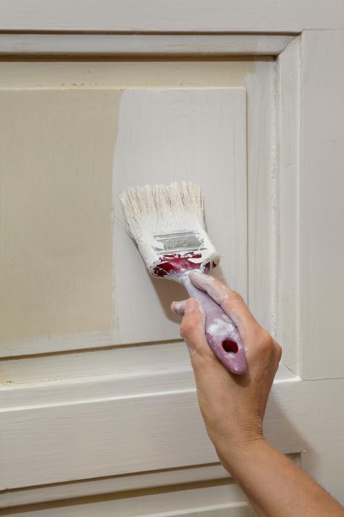 Peindre un mur en fonction du support