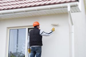 Comparez les prix de peinture d'une façade