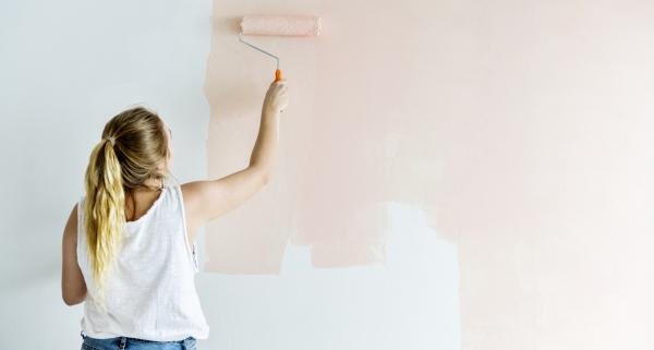 Réussir une peinture murale