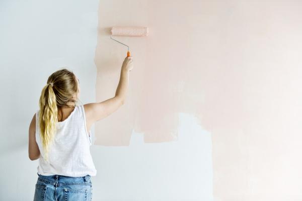 Peinture Des Murs Les Techniques De Pro