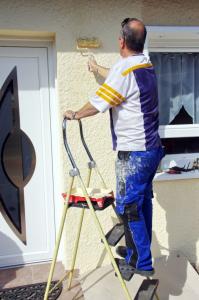 Devis de peinture pour façade