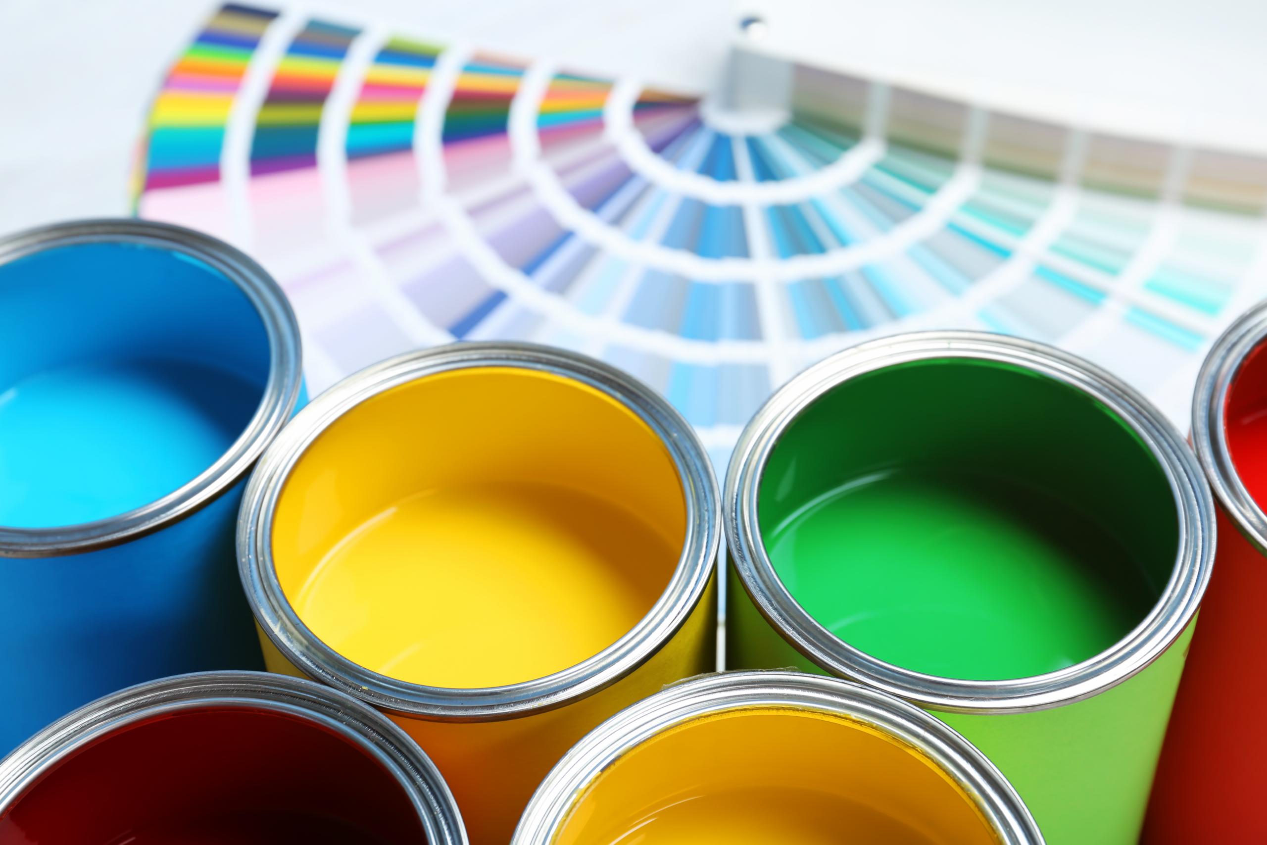 Le Choix D Une Couleur De Peinture