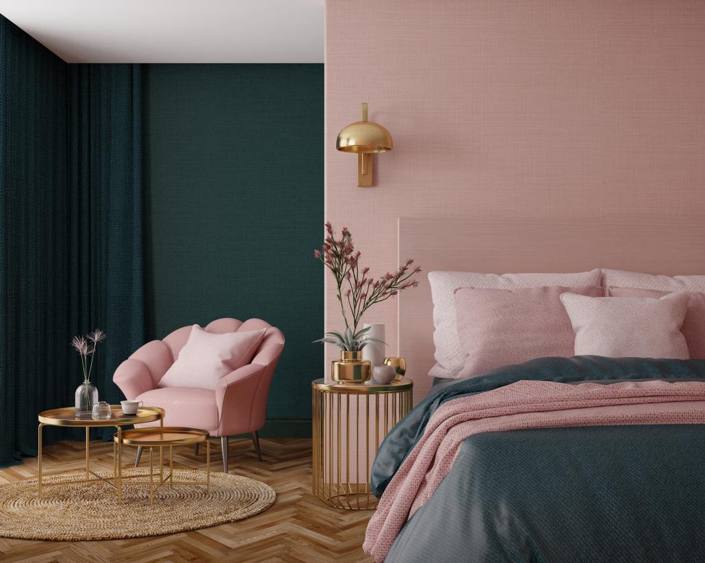 Comment disposer 8 couleurs dans une chambre ?